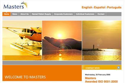 Masters: brings in Pegasus for online pharmacy