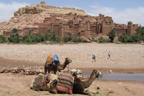 Morocco: change of plan