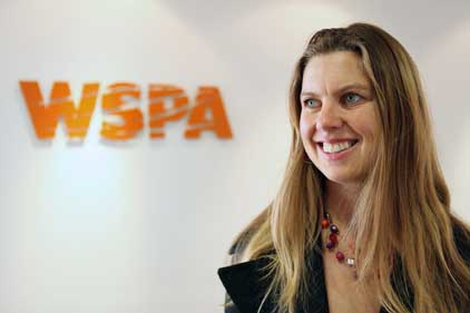 Pippa Rodger: to launch global campaign
