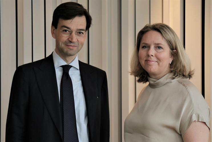 United: CNC CEO Bernhard Meising and JKL partner Maria Grimberg