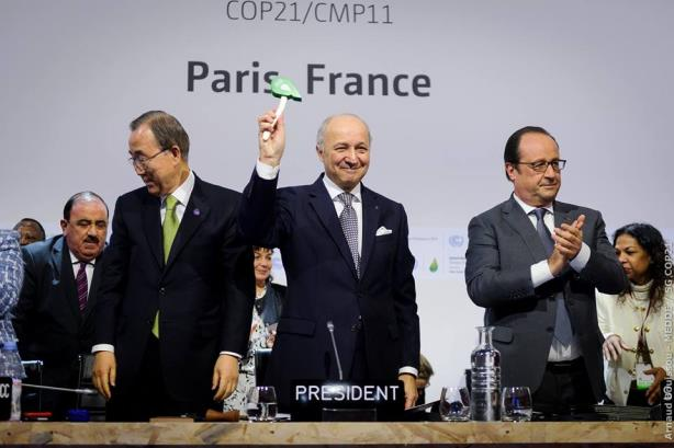 How the Paris climate agreement came about and what it means for business