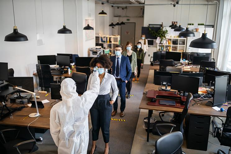 PR leaders plan to embrace hybrid working when offices reopen (Photo: Getty Images)