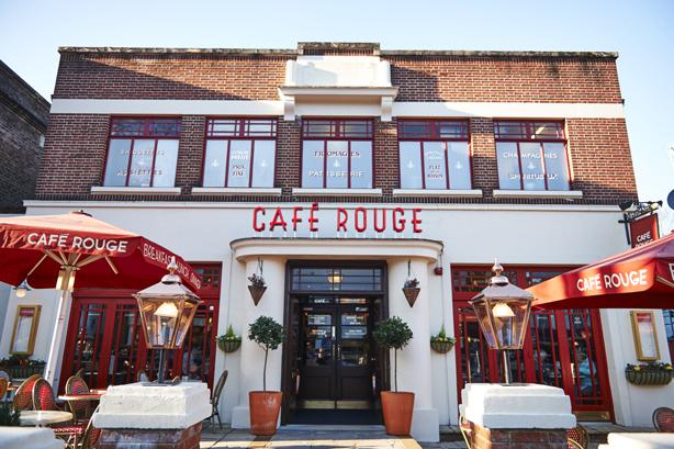 Café Rouge:  Elliotts to handle consumer PR