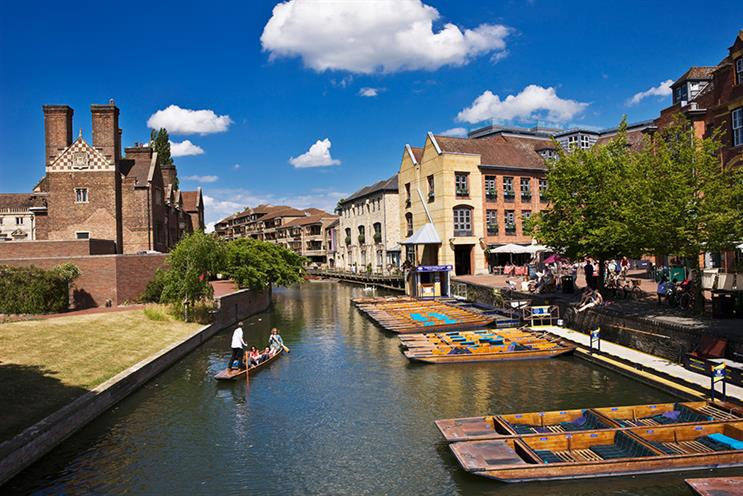 Lexington punts into Cambridge with its third UK office (Photos: Getty Images)