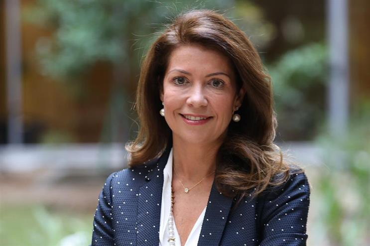 Camilla d'Abo is MD of APCO Worldwide Dubai
