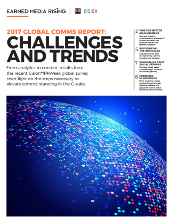 2017 Global Comms Report: Challenges and Trends