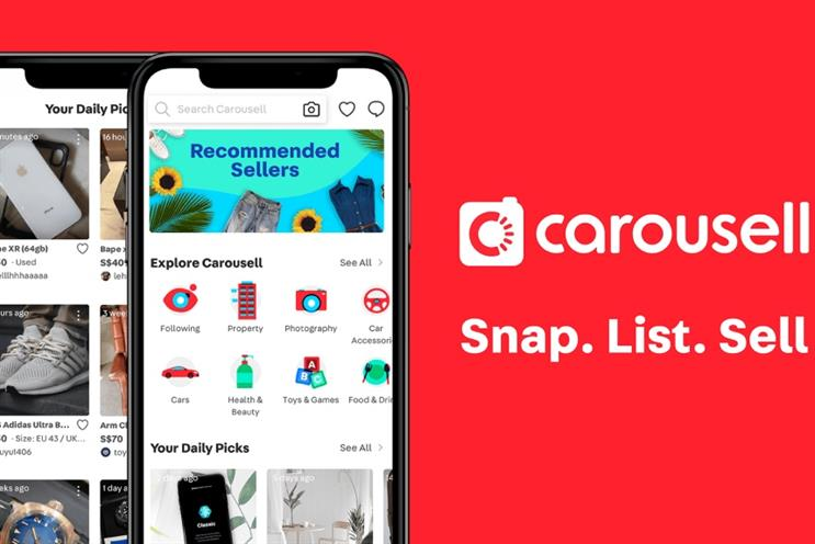 Carousell appoints Archetype to boost position in Hong Kong
