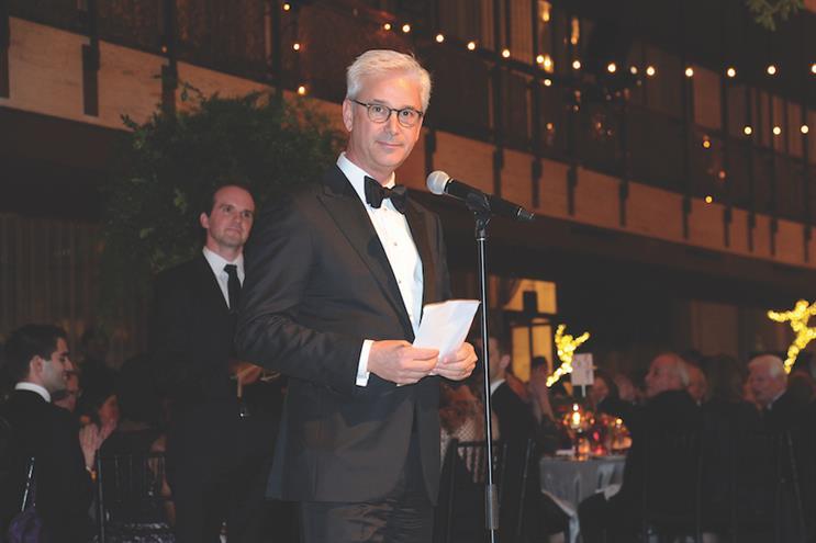 Charles Scharf, CEO, Wells Fargo