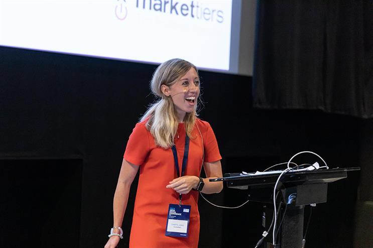 Cheryl King is MD of Markettiers MENA (image via @CherylKing45 on Twitter)