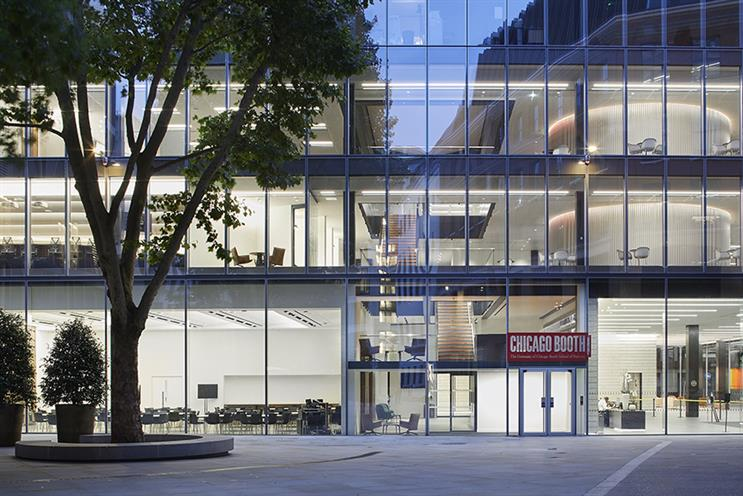 Chicago Booth enrols PR agency for London campus launch