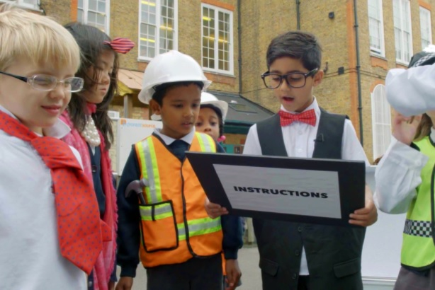 DfT's latest THINK! road safety campaign targets school children