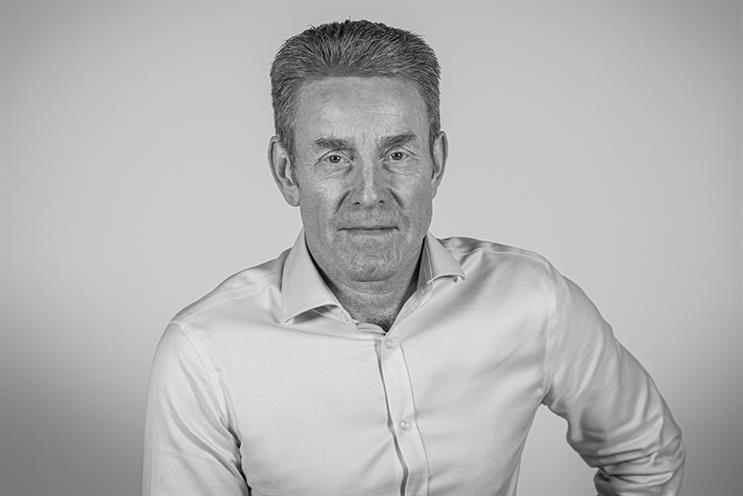 4media group's managing director Chris Foulerton