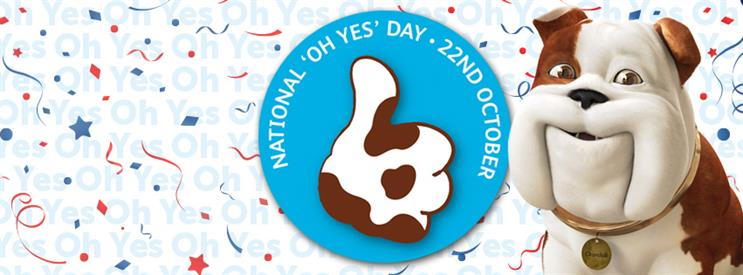Churchill Insurance: National 'Oh Yes' Day campaign