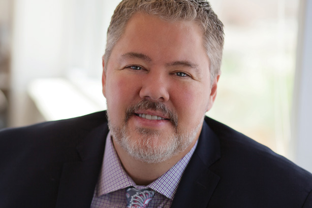 Chairman and CEO Daryl McCullough