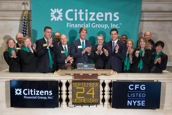 Citizens highlights benefits of independence in IPO comms