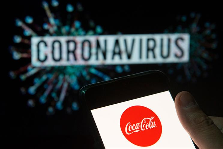 Coca-Cola GB suspends all marketing activity