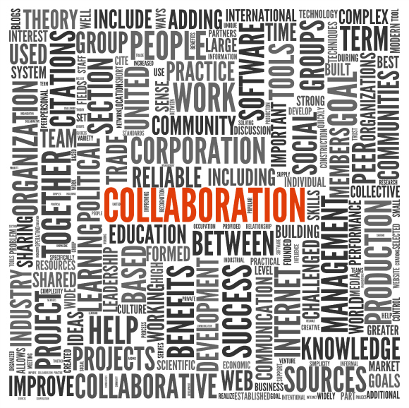 Tackling the Collaboration Challenge in the Age of Convergence