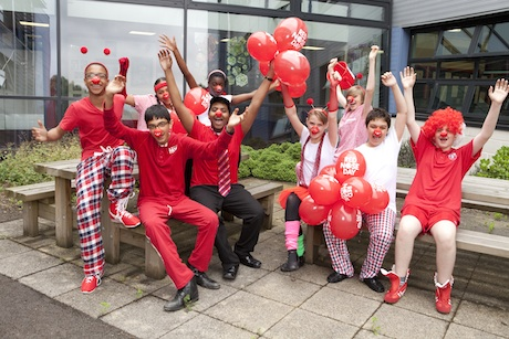 Cowshed will help manage Red Nose Day 2015 (picture credit: Gary Moyes)