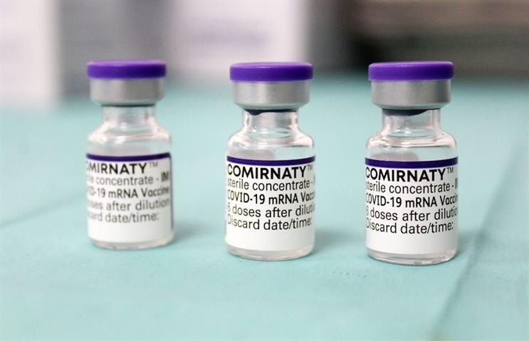 Pfizer's newly FDA-approved Comirnaty vaccine is the latest health narrative dominating PR. (Pic: Getty Images.)