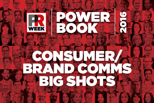 Power Book UK 2016: Top 10 consumer and brand PR pros
