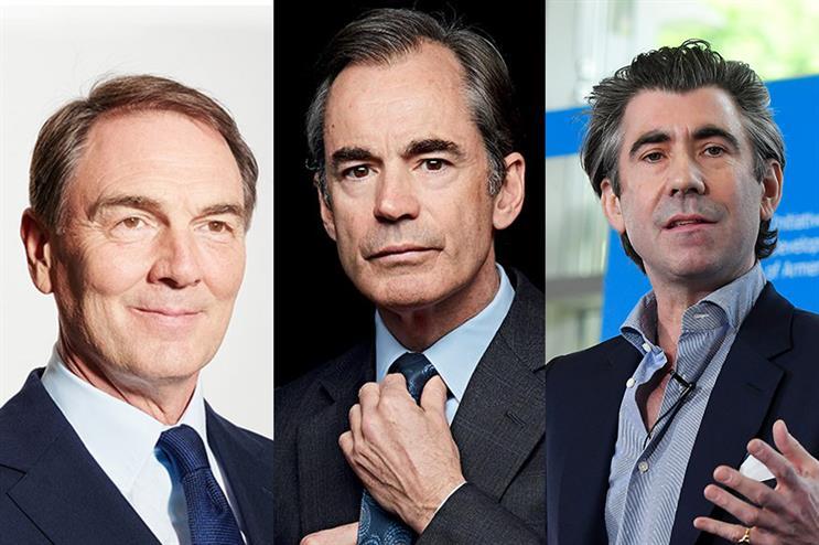 (l-r) Parker, Rudd, Williams