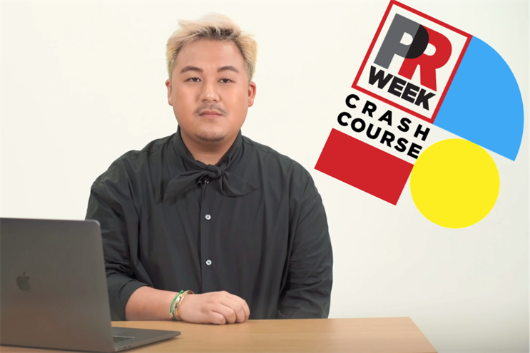 PRWeek Crash Course: How to build a brand voice