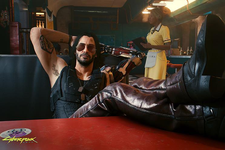 PR agency chosen to launch video game Cyberpunk 2077
