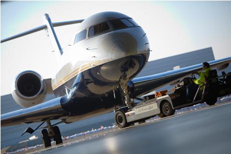Private jet company: Execujet