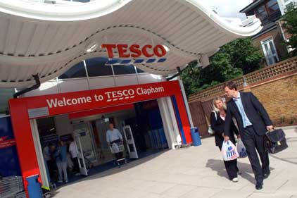 Tesco: every little rise doesn't help