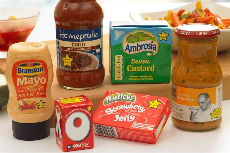 Premier Foods: has suffered a heavy drop in profits