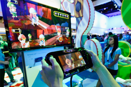 Wii U: Nintendo's in-house team will handle the console's launch