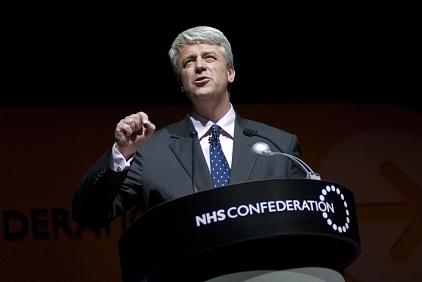 Andrew Lansley: Secretary of State for Health