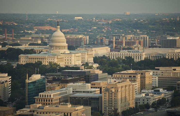 Three DC-based senior staffers at Crosby are leading account work. (Photo credit: Getty Images).