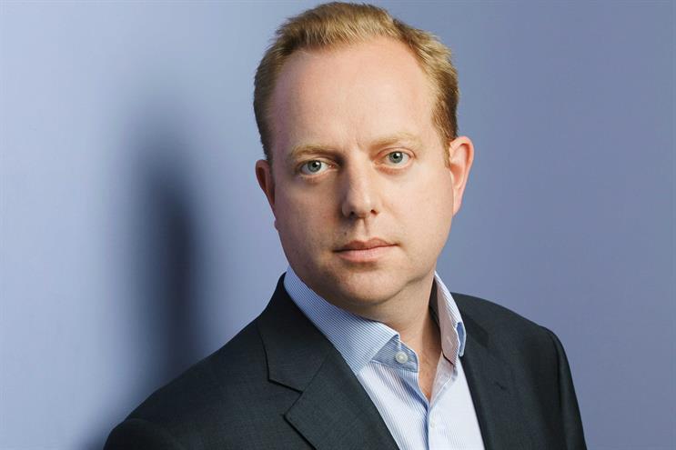 Burson-Marsteller: CEO Matt Carter