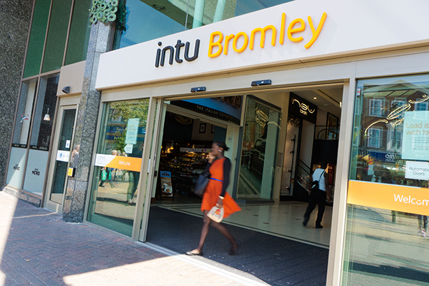 Intu: Owns 18 retail centres across the UK (Credit: UrbanImages / Alamy)
