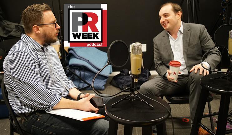 The PRWeek 11.08.2018: Andrew Bleeker