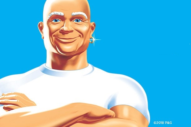 Image via Mr. Clean's Twitter page