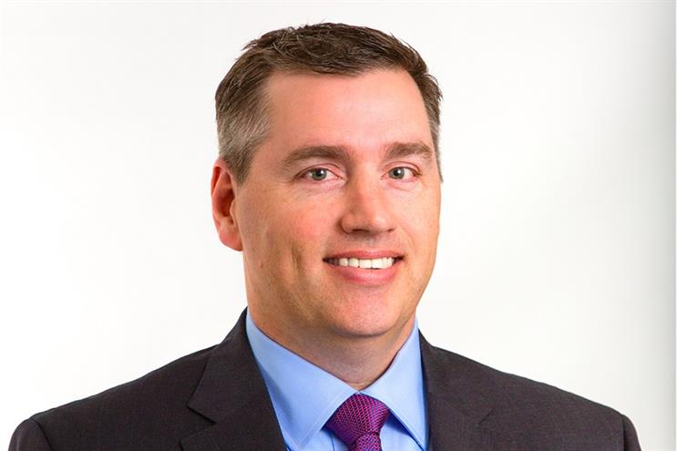 Newly reported BCW executive Dan Doherty