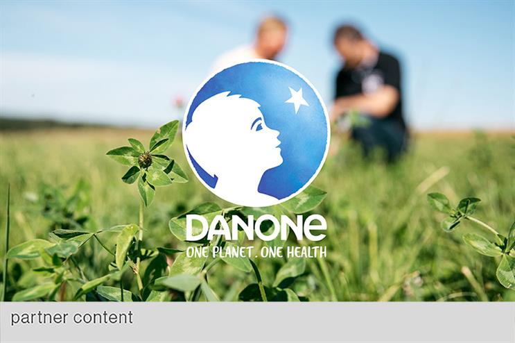 A healthy conversation, sponsored by Danone North America, featuring Danone's Kallie Goodwin