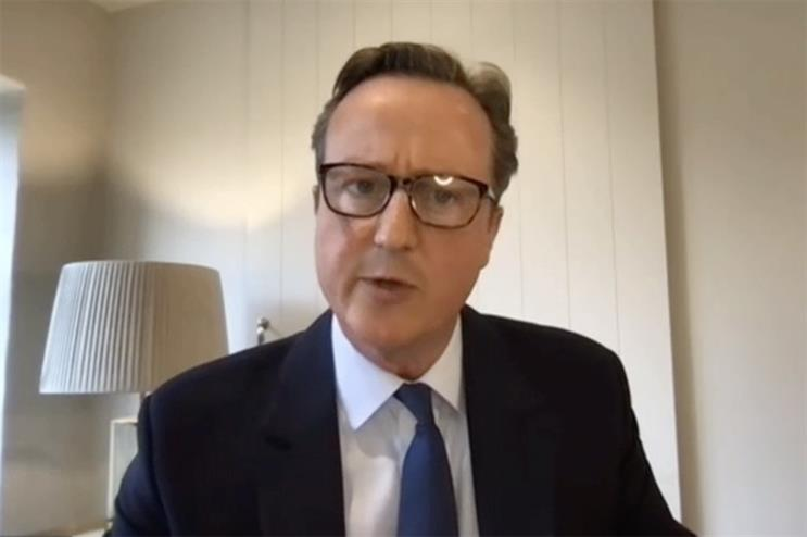 Former Prime Minister David Cameron faced a grilling by MPs in two select committees yesterday