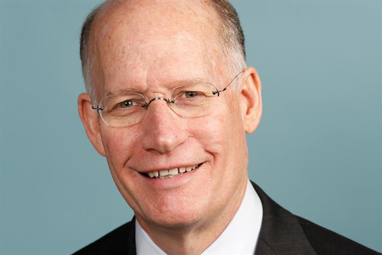 Don Baer, worldwide chair and CEO, Burson-Marsteller: Power List 2016