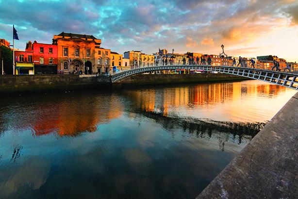 Dublin, Ireland (©ThinkstockPhotos)