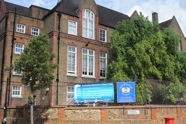 The Durand Academy: PLMR pulled out of tender (Credit: James Emmett/Associated Newspapers/REX)