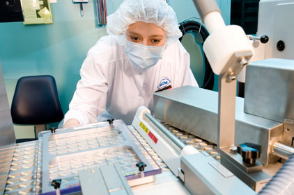 Healthcare: The story of swine flu