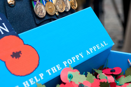 Hailed a comms success: Remembrance Sunday