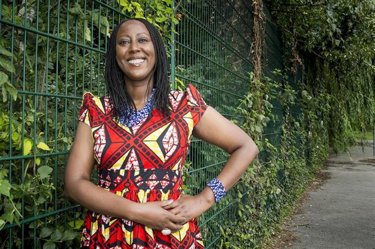 Elizabeth Bananuka: 'Latest round of Blueprinted organisations gave hope'