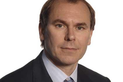 Lansons scoop award: CEO Tony Langham