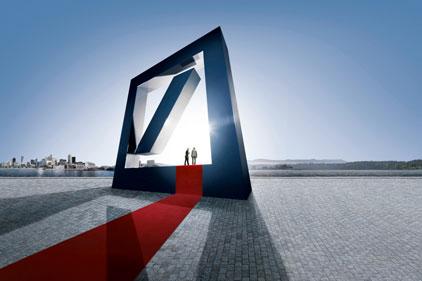 Deutsche Bank: brings in FT's Adrian Cox