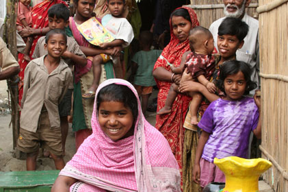 Bangladesh: Practical Action provides support