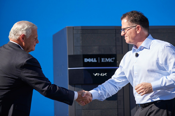 How Dell and EMC are communicating about their impending merger